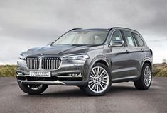 BMW is expanding its SUV range with a new model, the BMW and this will be the company's top model SUV. The company will launch their new BMW SUV in Bmw X7, Car Images, Car Photos, Rolls Royce, Bmw Website, Suv Bmw, Bmw Cars, Suv Trucks, Luxury Suv
