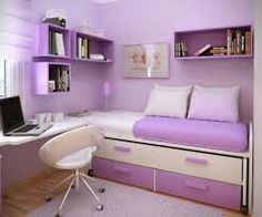 Real purple room