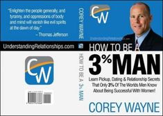 """This book teaches you the hidden secrets to completely understand women. How you can meet and date the type of women you've always wanted and have effortless relationships! How to get a girlfriend. How to date multiple women. How to get your wife or girlfriend back. Turn your girl """"friend"""" into your girlfriend. Live the life of your dreams & accomplish your goals. How to get women to pursue you and approach you first, etc."""