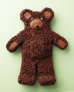how to make grizzly bear cake - Google Search