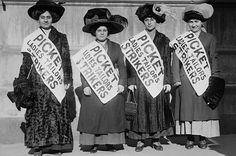 Triangle Shirtwaist Factory strikers