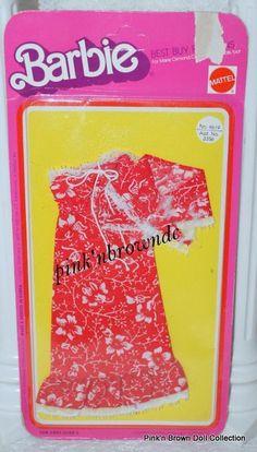 Barbie Best Buy Collectible Fun Favorites 1977 Vintage Fashion 9619 MI NRFP | eBay