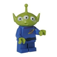 Split From LEGO Toy Story 4 10769 LEGO Rex Minifigure