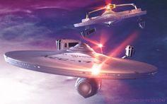 enterprise firing phasers | User:Uss reliant - Alien Species Wiki - Aliens, UFOs, Space aliens