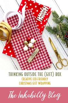 Thinking outside the (Gift) Box … Creative Eco-friendly Christmas Gift Wrapping for Retro Fans Christmas Gift Wrapping, Christmas Gifts, Christmas Ornaments, Greaser Style, Retro Fan, Alice Band, Rosie The Riveter, Retro Hairstyles, Gift Bags
