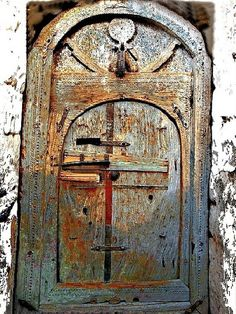 Beautiful Doors of Yemen