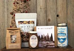 Our holiday items are decadent treats sure to be a much-appreciated gift! Caramel Pears, Holiday Gifts, Christmas Gifts, Tea Strainer, Chai, Cocoa, Wicked, Vanilla, Treats