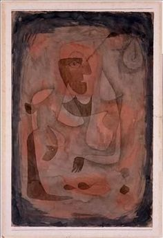 Paul Klee - -Sleight of Hand' - (1931)