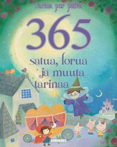 365 satua, lorua ja muuta tarinaa - Hettie Bingham, Louise Martin, Aesop Ym. - 12,55€