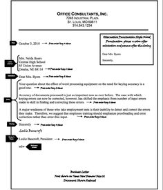 ASCII Resume Example - http://resumesdesign.com/ascii-resume ...