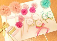 安く、簡単に、可愛くDIY出来る*『ペーパーフラワー』のおしゃれな結婚式活用法まとめ♡のトップ画像 Candy Bouquet, Photo Props, Diy Wedding, Diy And Crafts, Valentines Day, Gift Wrapping, Rose, Birthday, Party