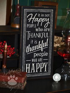 Happy People Chalkboard Art TypographyWord by GoldieLooWoodworks Chalkboard Writing, Chalkboard Lettering, Chalkboard Designs, Chalkboard Ideas, Chalk It Up, Chalk Art, Happy Fall Y'all, Happy People, Vinyl Projects