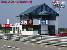 Circuit de Chimay - Circuit timing building.