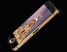 Diamond rosé iPhone 4 32gb most expensive phone 2014
