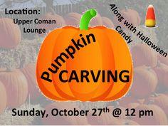Pumpkin Carving - October 2013