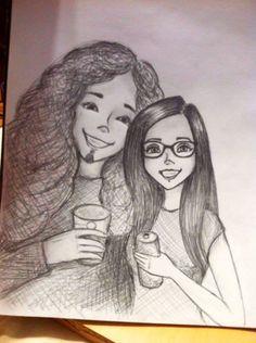 ~Szerelmemmel ~Rajz ~With my Love ~Drawing