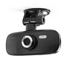 Set up this sleek dash cam featuring seamless loop recording and capture every crucial moment in Full HD video resolution. Full Hd Video, Car Camera, Dashcam, Hd 1080p, Night Vision, Angles, Usb, Tech, Star