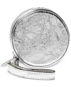 Michael Michael Kors Pouches Small Coin Purse - Silver