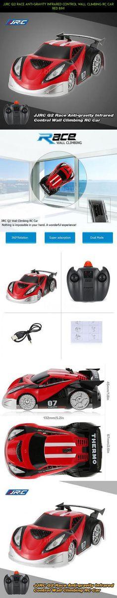 JJRC Q2 Race Anti-gravity Infrared Control Wall Climbing RC Car Red B1H1 #jjrc #camera #plans #wall #race #climbing #racing #q2 #tech #drone #rc #infrared #fpv #products #car #anti-gravity #shopping #parts #control #gadgets #kit #technology