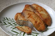 Quick Pan-Fried Tilapia | Brittany's Pantry