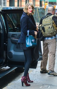 January 16, 2015: | The Official Ranking Of Taylor Swift Leaving And Arriving Places In 2015
