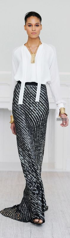 Juan Carlos Obando – Fall Winter 2013-14 Ready to Wear Collection NYFW