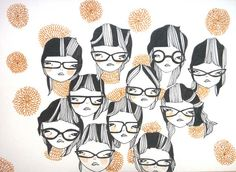 new glasses by Pretty Little Thieves