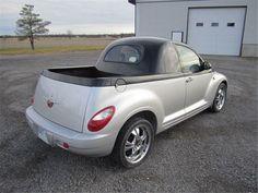 """""""Car - 2006 Chrysler PT Cruiser Custom in MOUNTAIN, ON  $5,900"""""""