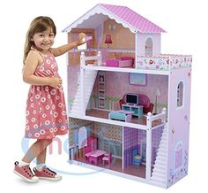 MCC Wooden Kids Doll House With Furniture & Staircase Fit... https://www.amazon.co.uk/dp/B00VSWY8IE/ref=cm_sw_r_pi_dp_d5qgxbN8DT0WC