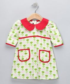 Take a look at this Mulberry Candy Dress - Infant, Toddler & Girls by Paulina Quintana on #zulily today!