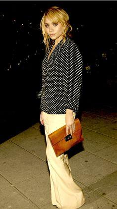 ashley olsen. love her style.