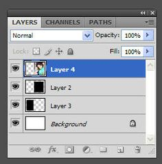 """How to use a """"Clipping Mask"""" to insert photos into a template -- because I can never remember!"""