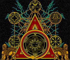The Shedu & The Key Of Solomon The King