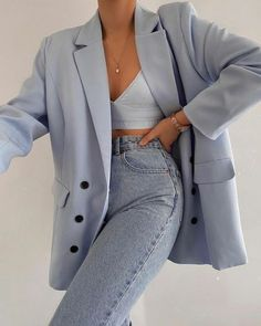 Summer Fashion Tips .Summer Fashion Tips Looks Style, Casual Looks, Mode Outfits, Fashion Outfits, Fashion Tips, Fashion 2020, 2000s Fashion, Fashion Beauty, Fashion Quiz