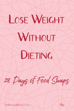 If you're not a fan of diets but want to lose weight, try a simple food swap. I tried it for 28 days. Check out the results. #nodietweightloss #dieting #28daychallenge #lovefoodhatediets #ClearBody #SmallChanges #TinyStepsBigResults #food #diet #weight 28 Day Challenge, Food Swap, Living A Healthy Life, 28 Days, Want To Lose Weight, I Tried, Just Love, Diets, Love Food