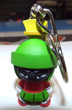 Looney Tunes Key Chain Series MARVIN THE MARTIAN New #Kidrobot