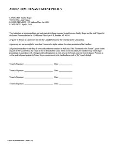 Step   Alaska Residential Lease Agreement Wizard  Ez Landlord