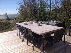 300x103 cm Outdoor Tables, Outdoor Decor, Outdoor Furniture, Home Decor, Photo Illustration, Decoration Home, Room Decor, Interior Design, Home Interiors