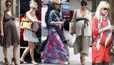 Tips para estar embarazada y a la moda