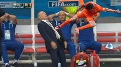 Τα επικά memes για τον Σαμπέγια - Μουντιάλ 2014 - Παγκόσμιο Κύπελλο Ποδοσφαίρου 2014 | SPORT 24