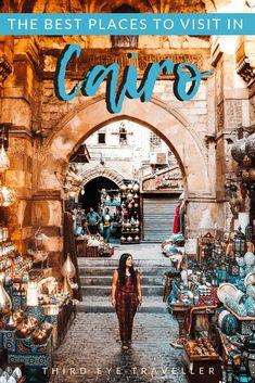 Egypt Airplane Cairo Jerusalem Suez Canal Travel Vintage Poster Repro FREE S//H