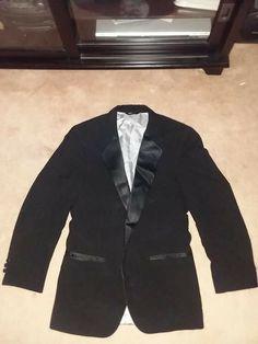 7bc13c2b1 Christian Dior Men's Black Tuxedo Jacket size 42Regular #fashion #clothing  #shoes #accessories