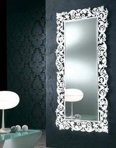 Specchiere: Specchio Romantico di Riflessi | #design #mirror #webmobili #homedecor #interiordesign #italiandesign #madeinitaly
