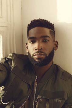 Does he keep his clothes at his aunt's house? We had a chat with Tinie Tempah and found out...
