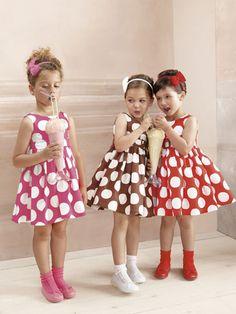 ropa para niñas