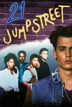 21 Jump Street - obviously, before Richard Grieco came a long.