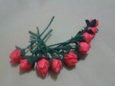 Mini rosas - encomendas da Roberta e da Katiusia