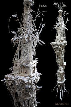 Tower corentin art