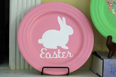Southern Scraps : Easter and spring plates