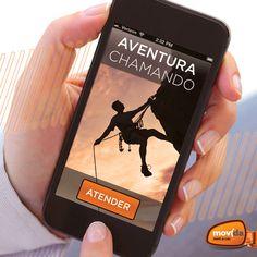 Você vai ter coragem de colocar esse chamado na espera? :P   #Aventura #MovidaRentACar